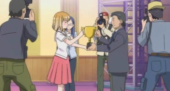 anime trophy