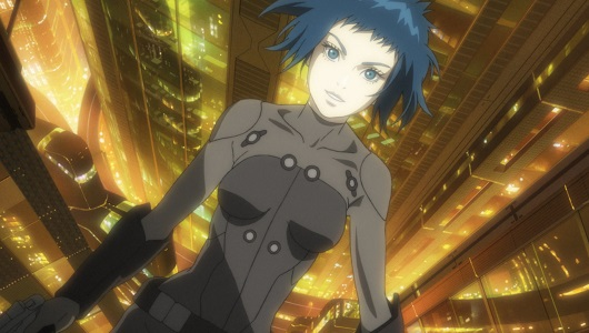 ghost in the shell arise alternative architecture
