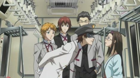 miracle train anime