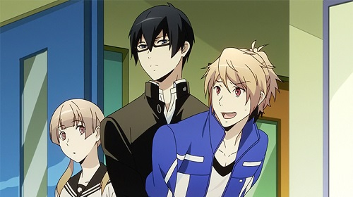 prince of stride anime