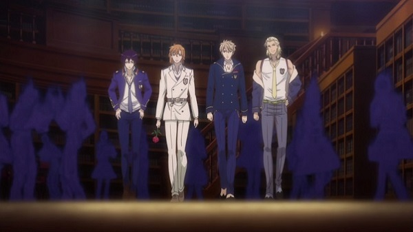 dance with devils cast