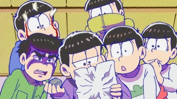 osomatsu-san brothers