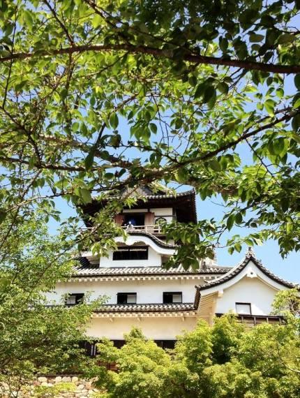 inuyama castle aichi