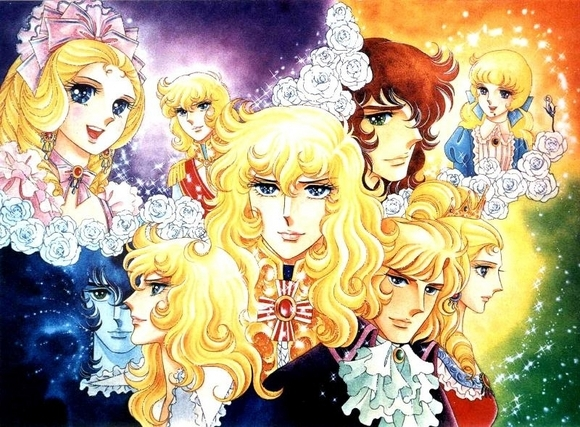 rose of versailles