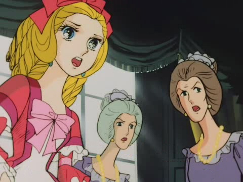 rose of versailles court drama
