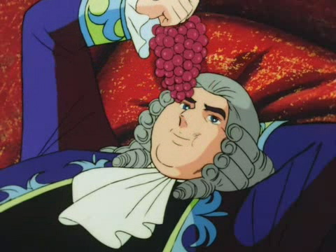 rose of versailles king
