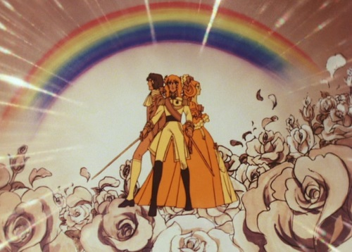 rose of versailles rainbow
