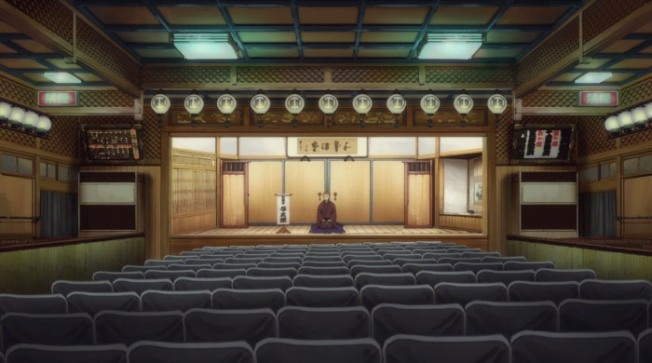 rakugo shinjuu season 2 header