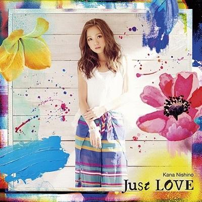 nishino kana - just love