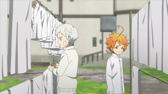 yakusoku no neverland emma norman